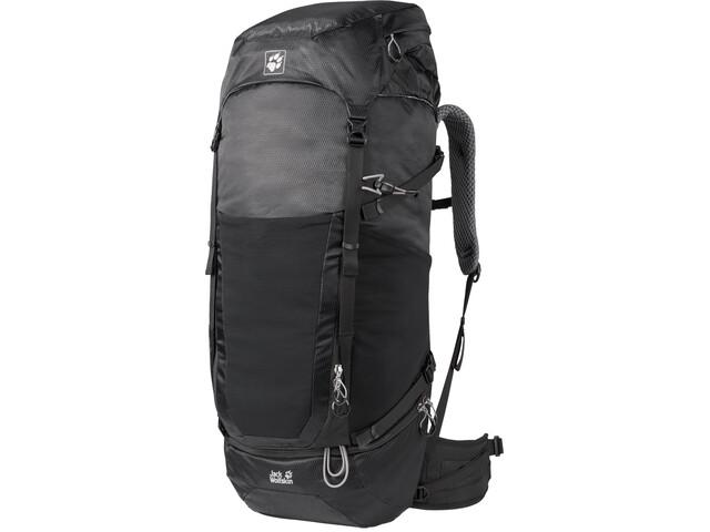 Kletterausrüstung Handgepäck : Jack wolfskin kalari kingston kit 56 16 black campz.de